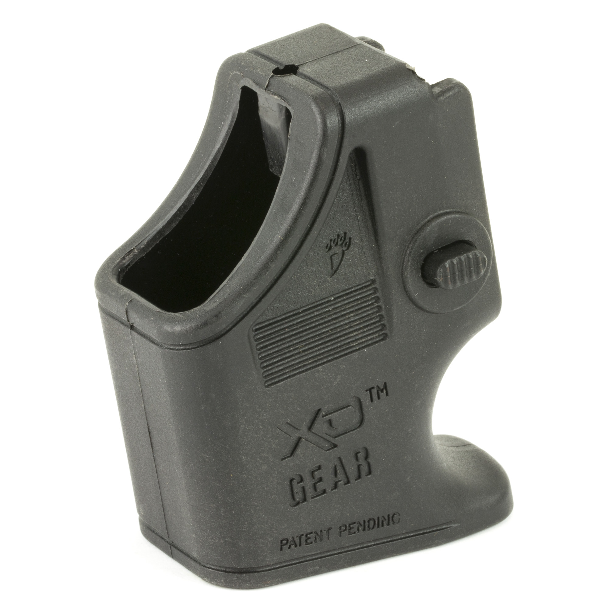This Springfield Armory magazine loader is made of polymer and makes it much easier to load your magazines. For Springfield XD .45ACP Caliber Magazines.