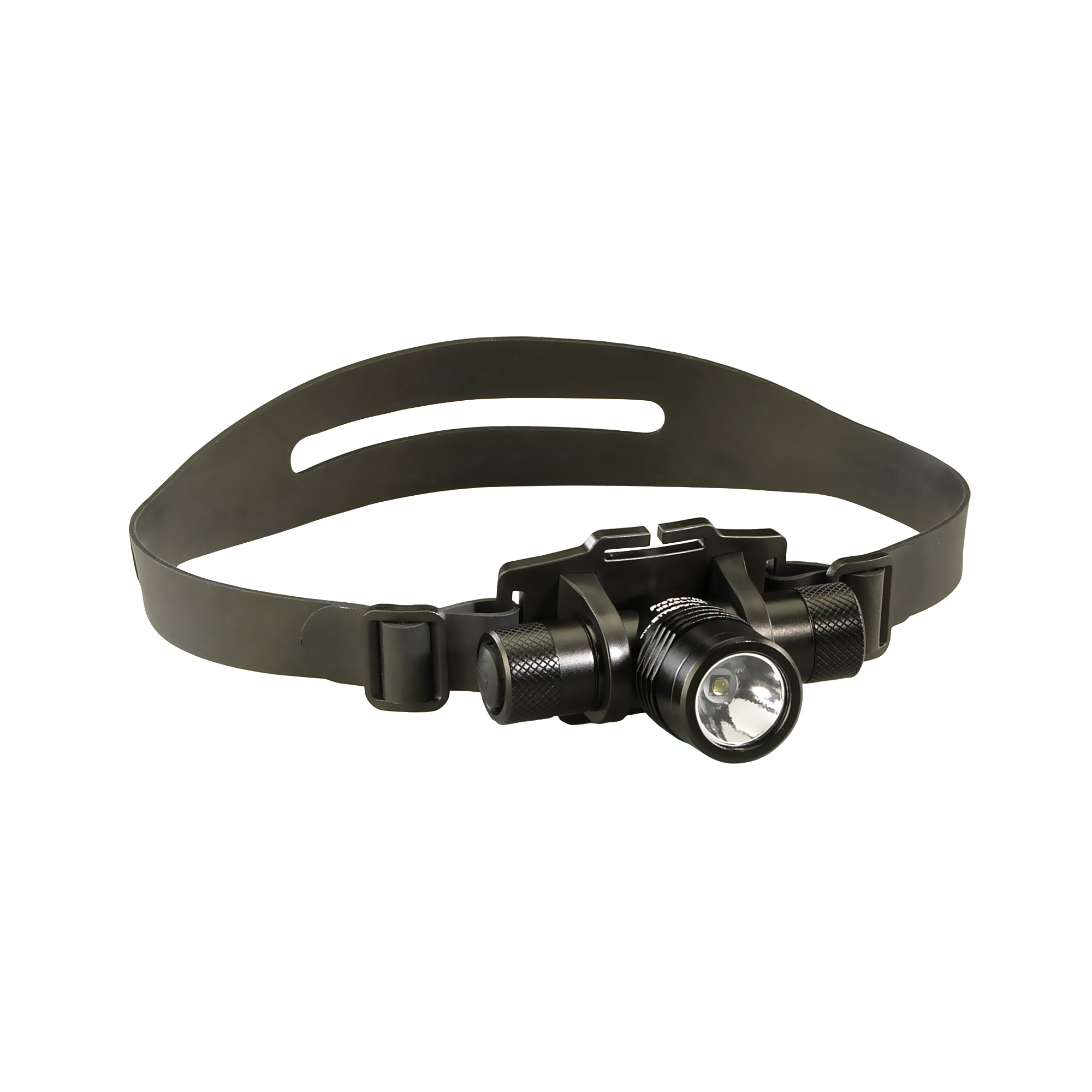 "The HL(R) Series has gone hands free! When your task requires both hands and a bright light with a wide"" flood beam"" reach for the ProTac HL Headlamp. It produces 635 lumens of light that reaches 184 meters"