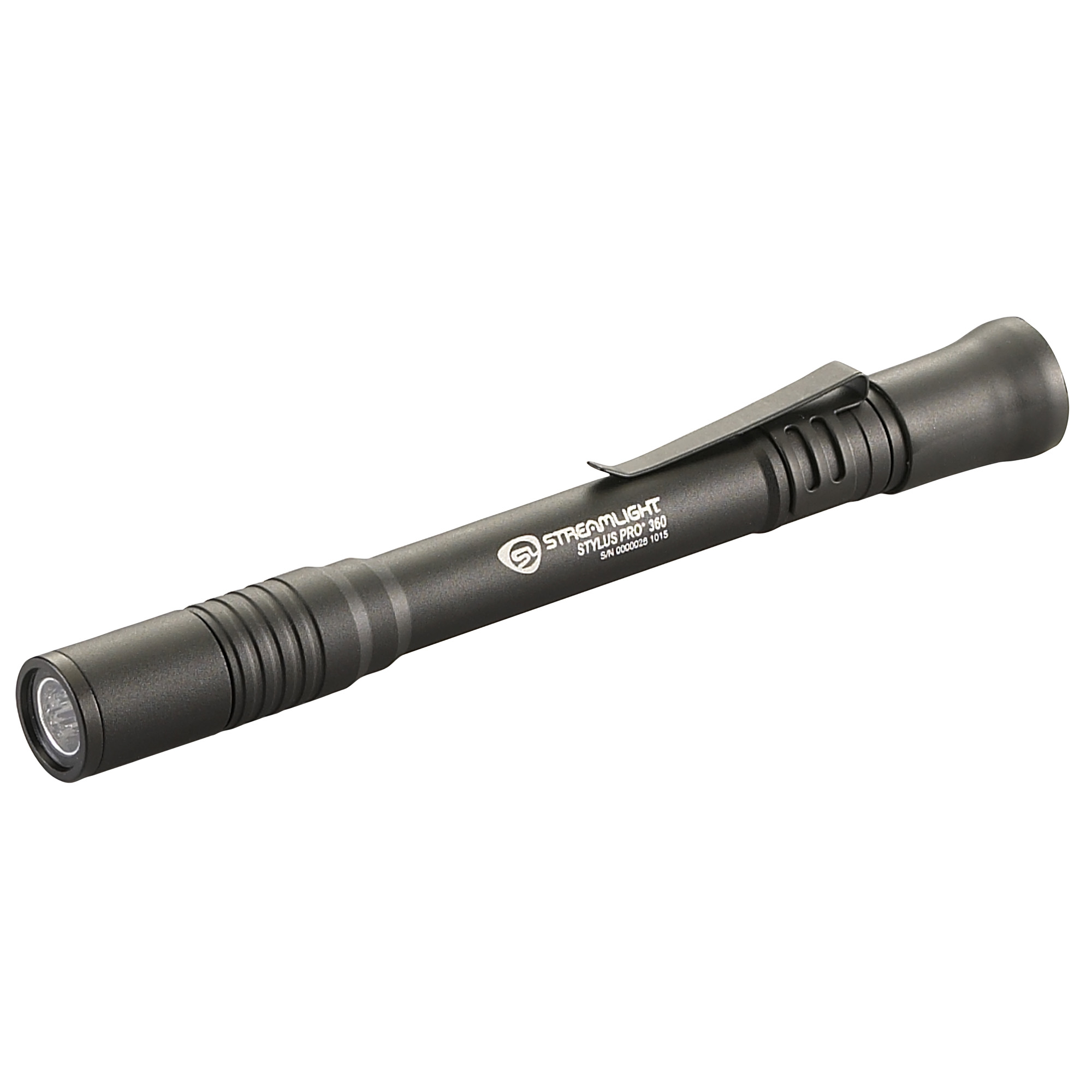 "This sleek"" compact penlight has a lantern feature that provides hands-free use of 360 degree of light. Small enough to fit in your pocket"" it's convenient to take with you anywhere."