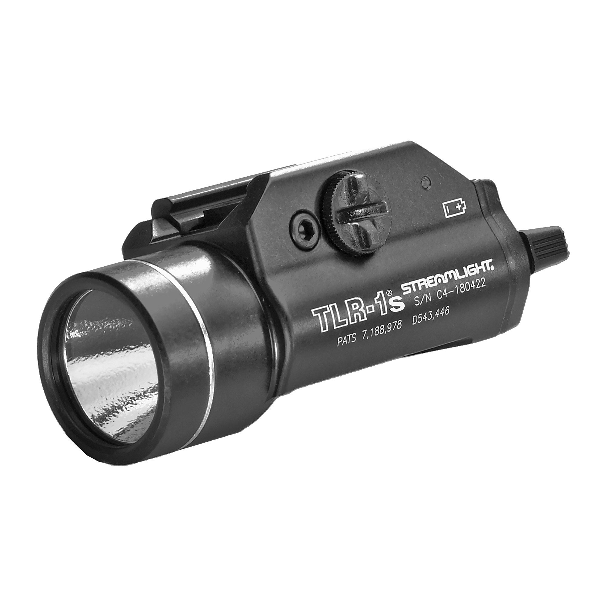 The Streamlight TLR-1 strobe version.