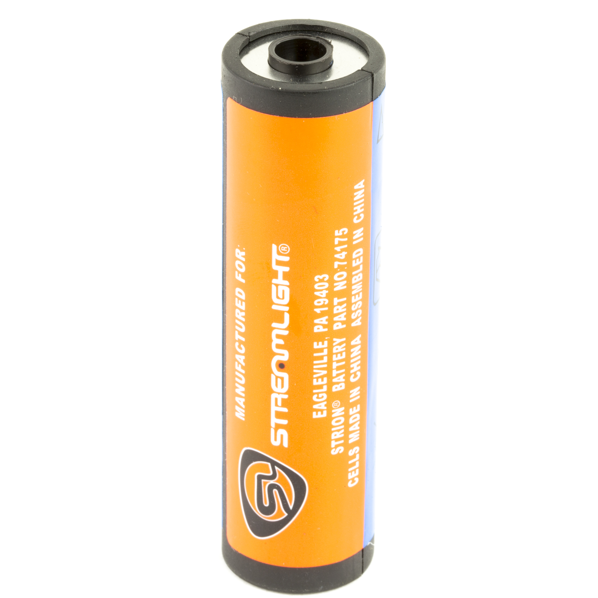 Lithium ion battery stick for Strion light.