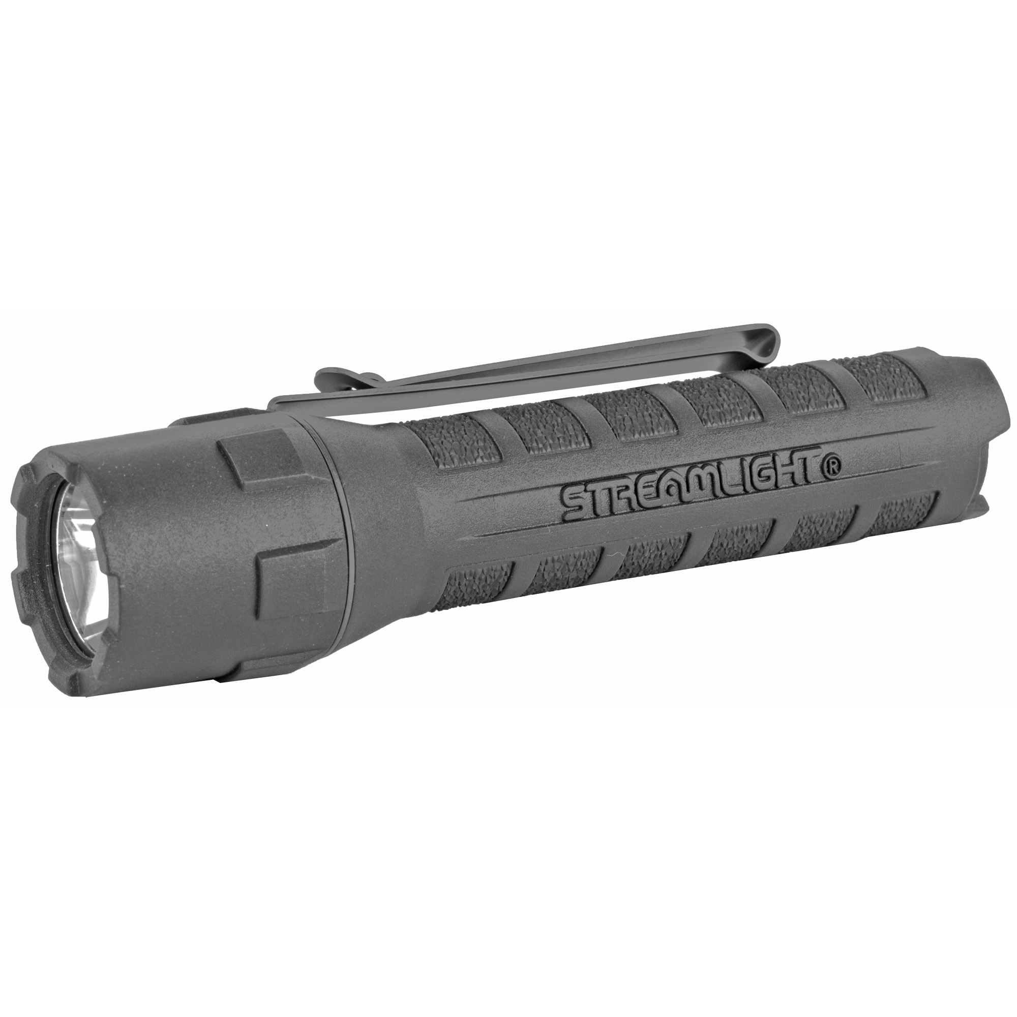 The PolyTac X USB is a complete rechargeable system that includes Streamlight's new 18650 USB battery with an integrated USB charge port.