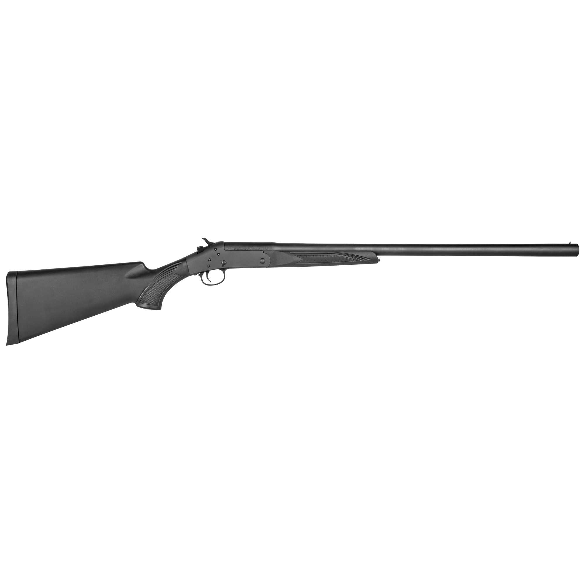 "Single-shot"" break-action shotguns remain popular with practical hunters"" and the Stevens 301 gets even more from the trusted platform. It features a crisp"" reliable break-action and modern synthetic stock that stands up to hard use in the field."
