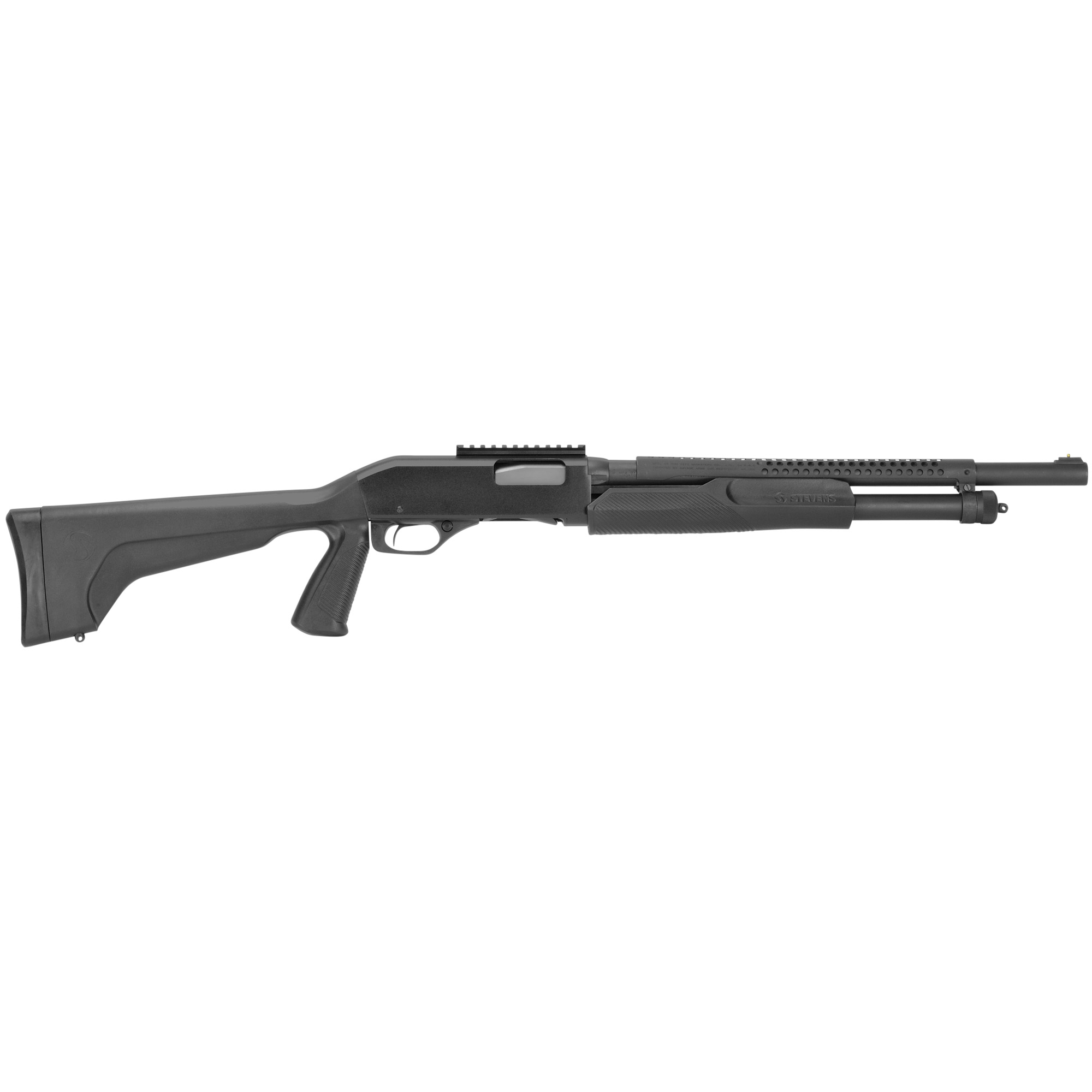 "Model 320 shotguns feature a smooth"" reliable pump action"" proven rotary bolt and dual slide-bars. Take on any tactical situation with a shotgun built specifically for the task."