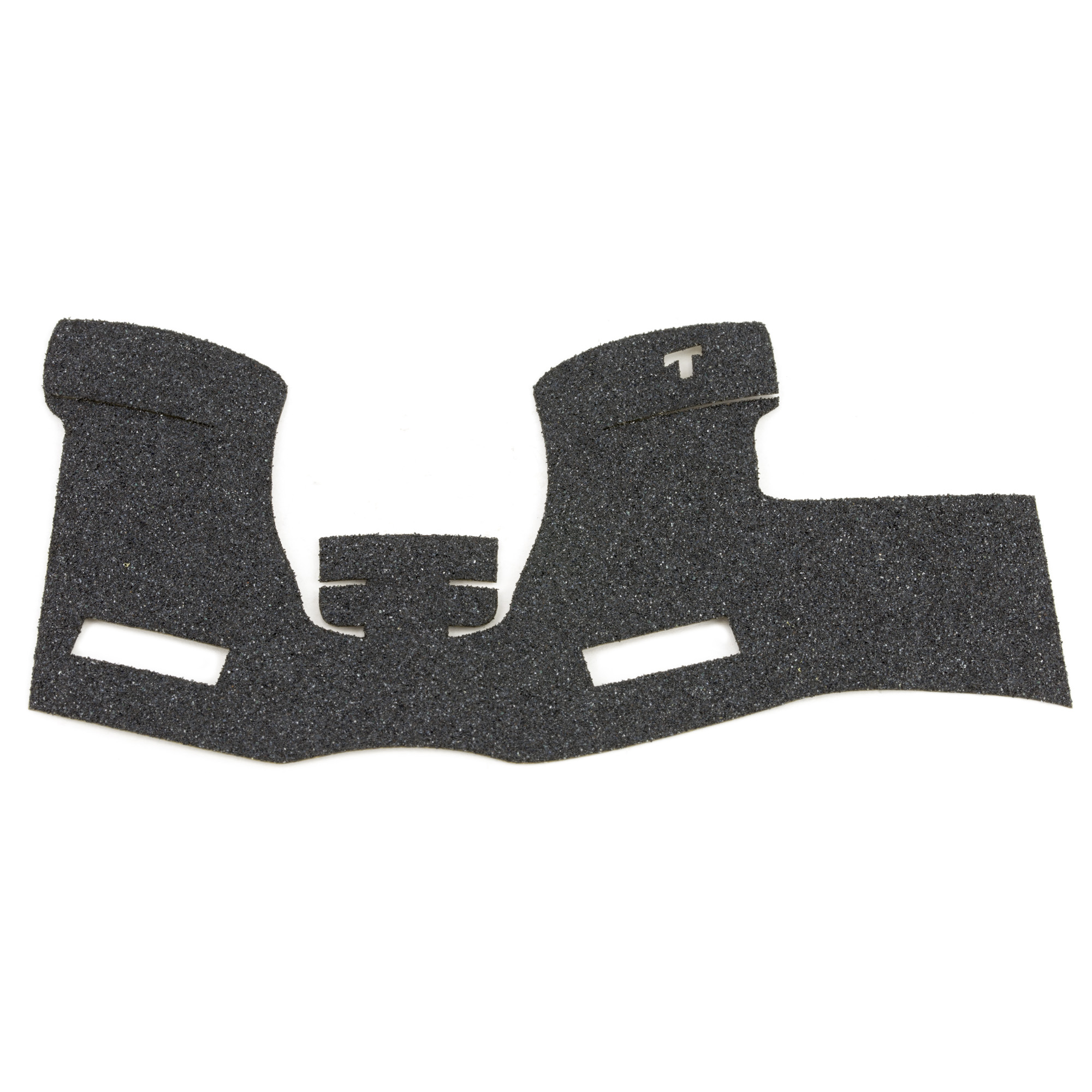 """TALON Grips for Springfield Subcompact 9mm or .40 models. This rear wrap grip is in the granulate texture. It has full coverage on the side panels through the thumb rest"""" logo cutouts on each side"""" ample coverage on the backstrap and full coverage under the trigger guard. Grips for the XD Gear Mag X-Tension extended magazine are available for this model (sold separately)."""