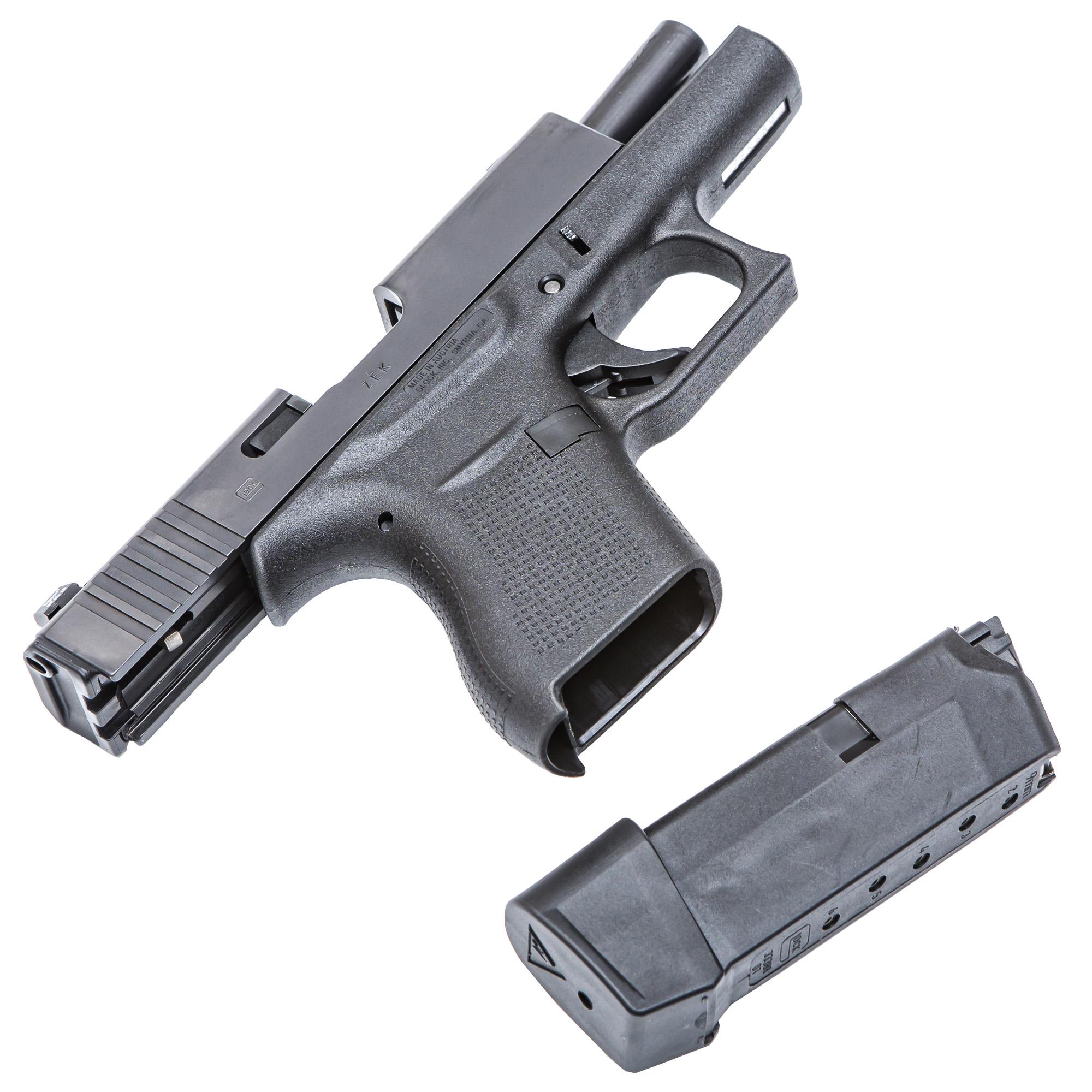 TangoDown Vickers Tactical Slide Racker For Glock G43 - Black