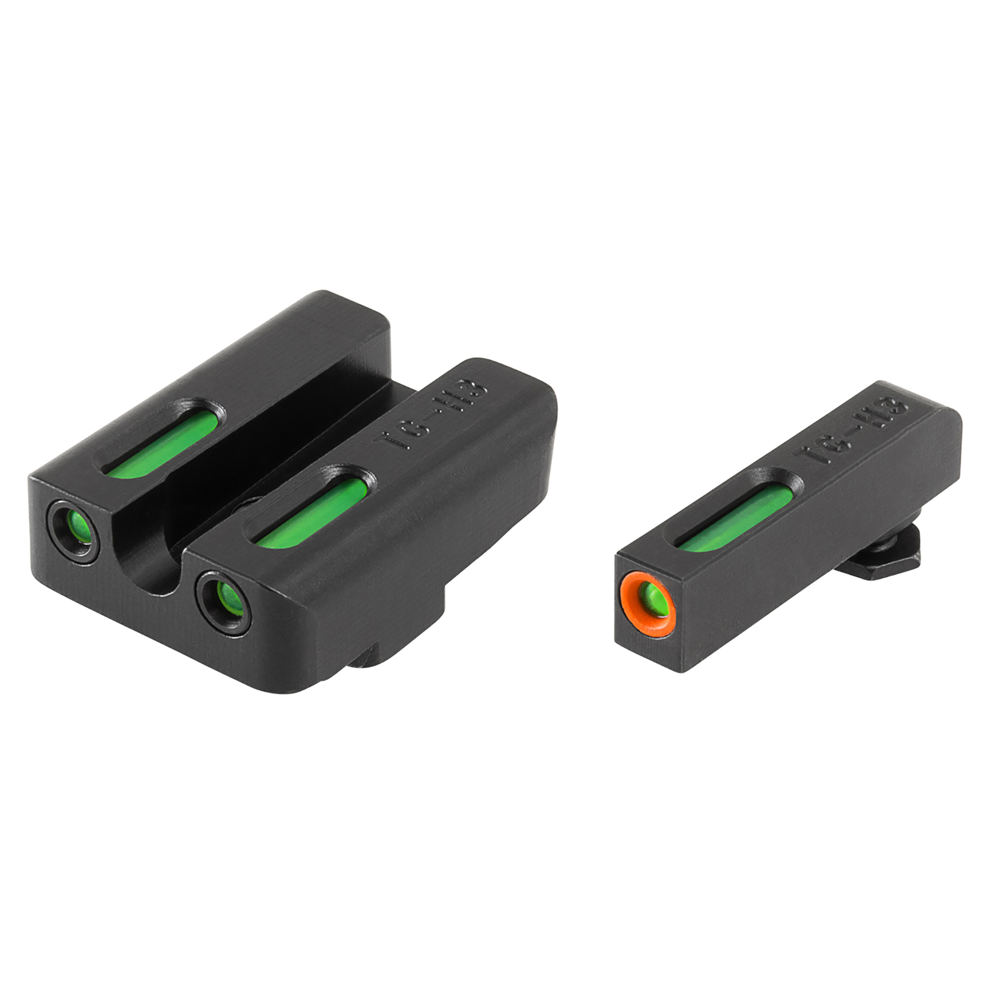 """They created the original TFO(R) day / night sight"""" then made it virtually indestructible with their hermetically-sealed TFX(TM) sights. Now"""" they are taking TFX(TM) technology to the next level for professionals and shooters who demand maximum performance from their handguns-providing ultimate reliability"""" accuracy"""" and brightness no matter how tough things get."""