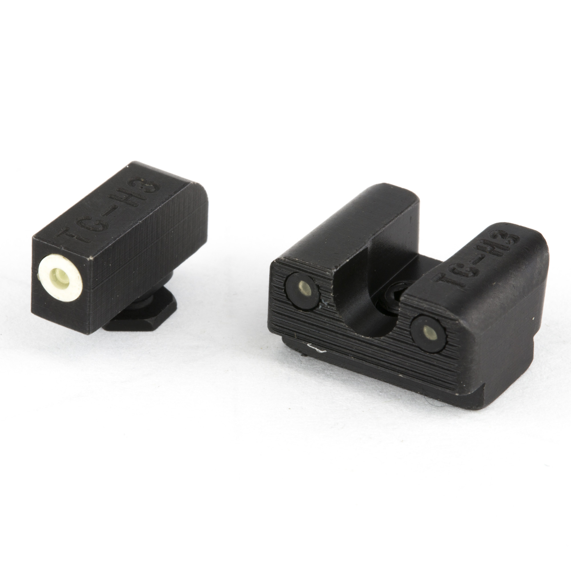 """Simply put"""" TRUGLO(R) manufactures bright ideas. When TFX(TM) PRO sights immediately took off and gained critical acclaim"""" they noticed that the world of TRITIUM night sights needed a similar upgrade. Starting with the brightness and durability of their original TRITIUM night sights"""" they added all of their PRO level features to give you the advantage when you need it the most."""