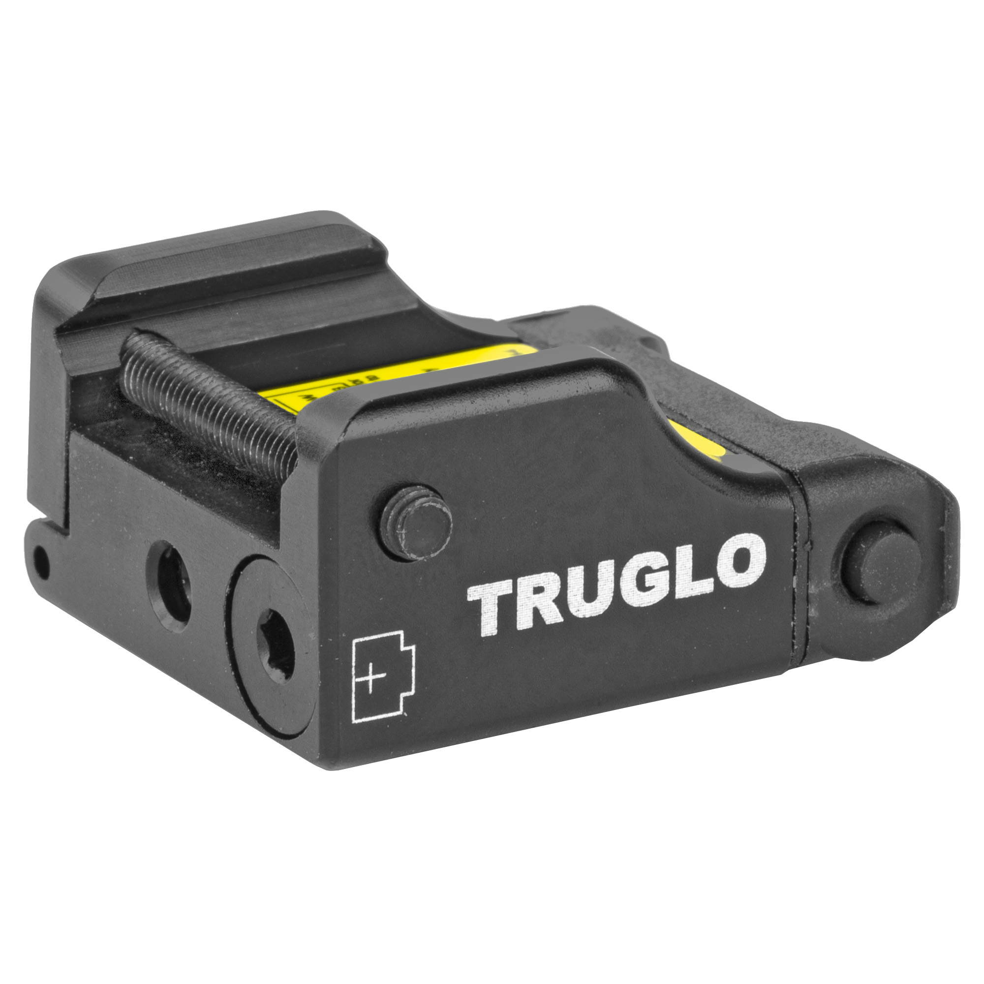 """The Truglo Micro Tac laser is a next generation"""" high-efficiency superconductor laser diode. It features a powerful 520nm green laser and easy ambidextrous push-button activation for left and right handed users."""