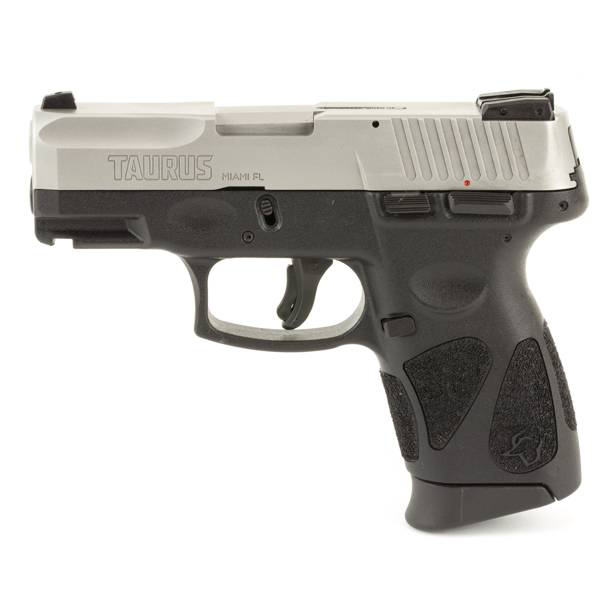 """Taurus USA sets the new standard for concealed carry handguns with the introduction of the new Taurus(R) G2C series semi-automatic pistols. These streamlined"""" performance-driven autoloaders strike the ideal balance between comfort and confidence in both self-defense and target shooting conditions."""