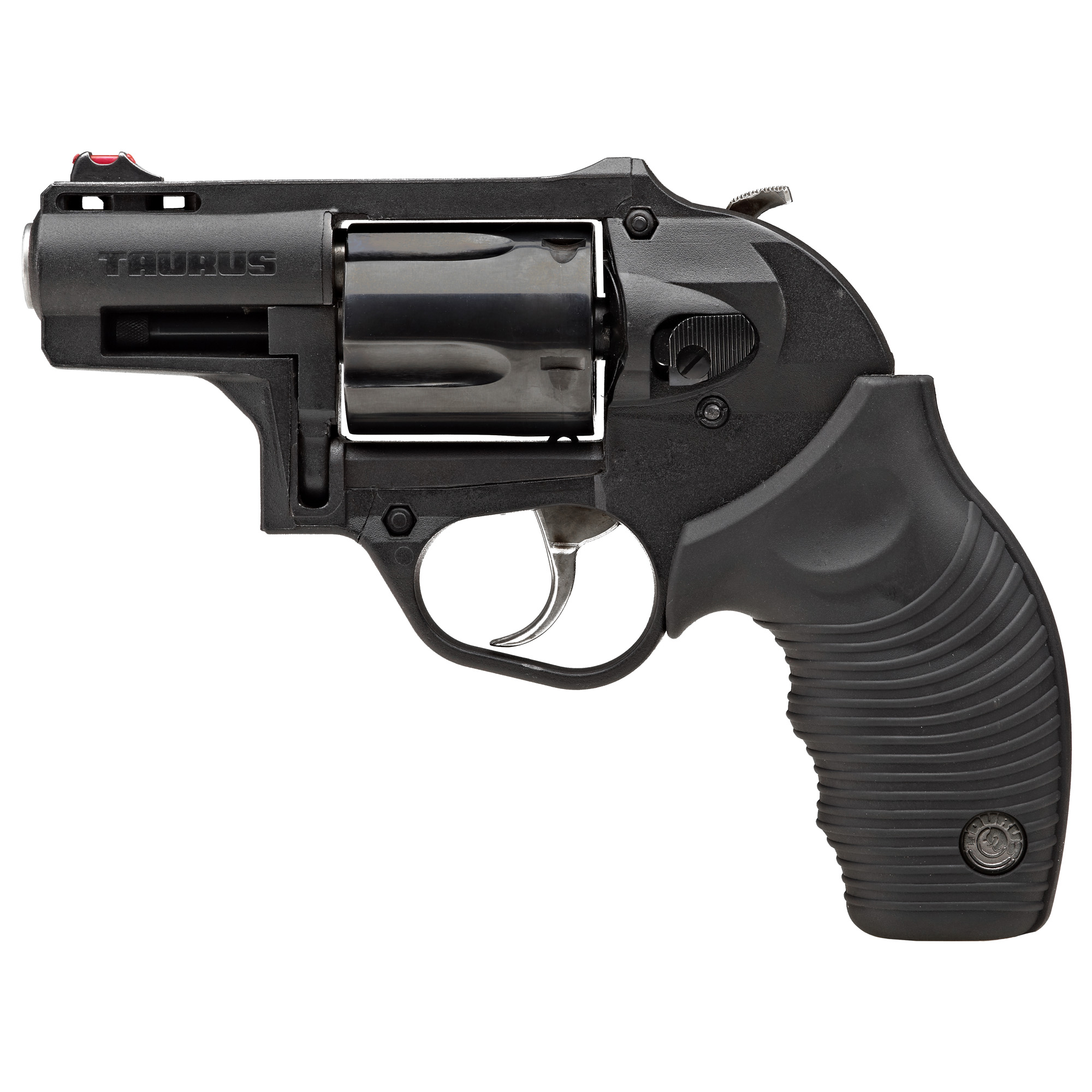 The new DT .357 Magnum Revolver is built to the same high standards you'd expect from Taurus. It comes ready for trouble with a new lightweight polymer body.
