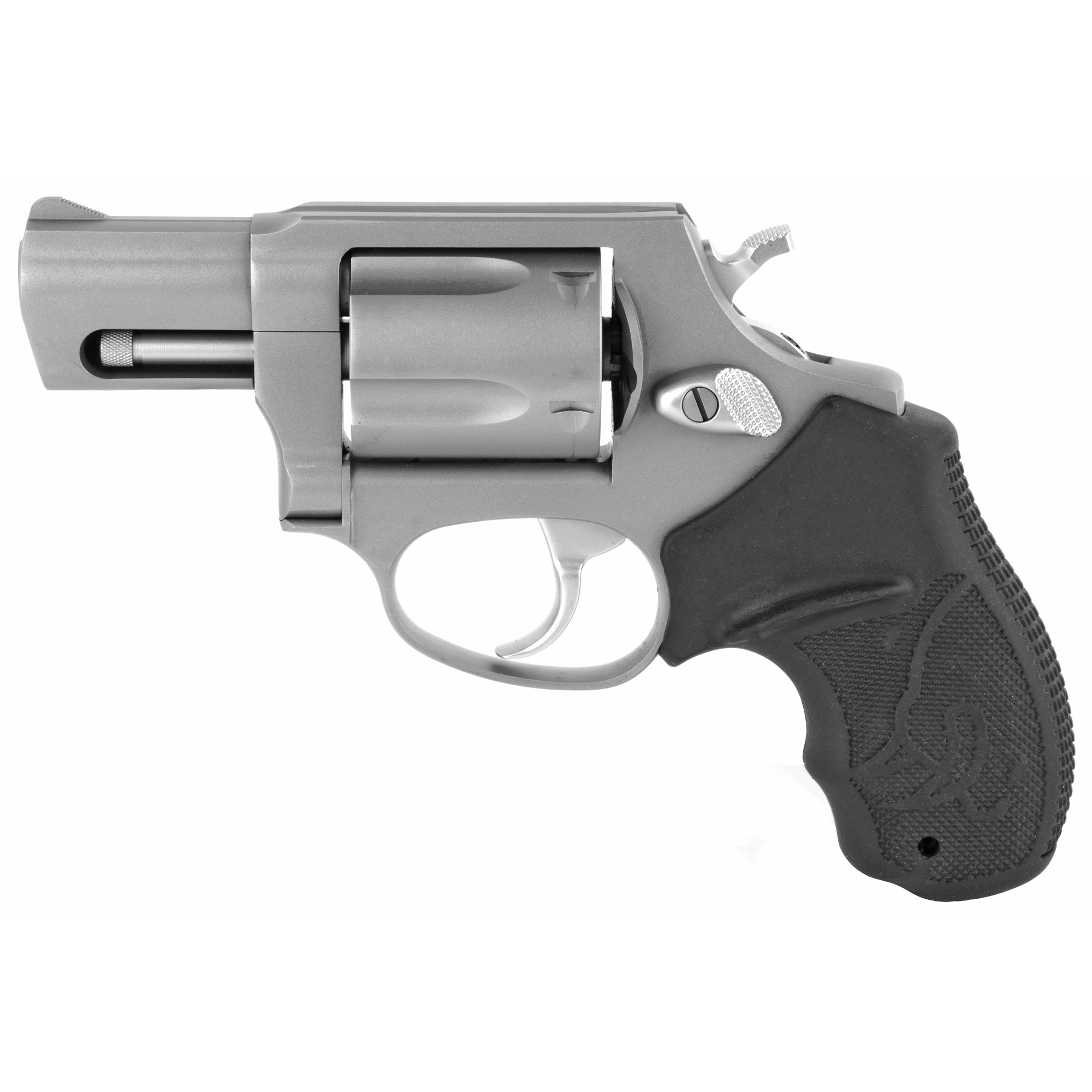 """For years"""" law enforcement professionals have asked Taurus to produce a small"""" lightweight revolver chambered for the popular 9mm. This allows the capability to cross-carry a pistol and a revolver and only one caliber of ammunition."""