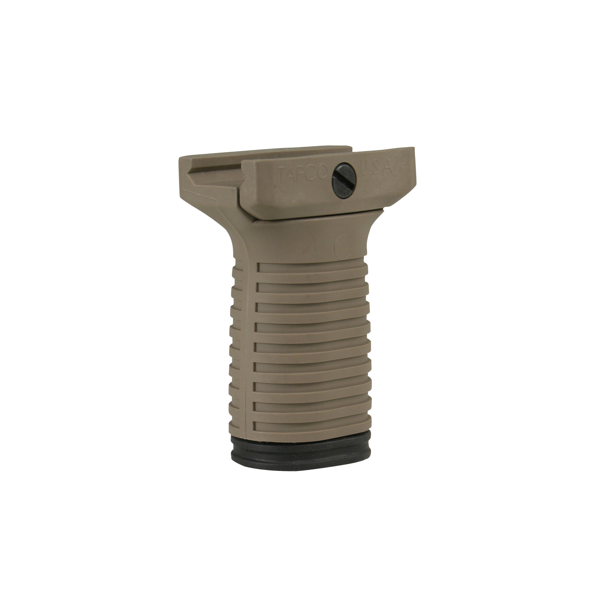 "A shortened version of our popular Standard Length Vertical Grip. The reduced length will not interfere when using large capacity mags in your AK. You can have all the shiny gadgets you want on your rifle"" but it isn't worth much if you can't control the rifle enough to hit the broad side of a barn. They want to put some of that control back in your hands"" literally"" with the INTRAFUSE(R) Vertical Grip. The grip is designed to give you ultimate command over your rifle and enable you to acquire targets much faster. They have flattened out the sides for a solid attachment of tactical light tape switches and created a waterproof storage compartment within the grip for the safe storage of batteries and other firearm essentials. They dare you to mount the INTRAFUSE(R) Vertical Grip on your favorite rifle and tell us that it doesn't give you more power over your rifle."