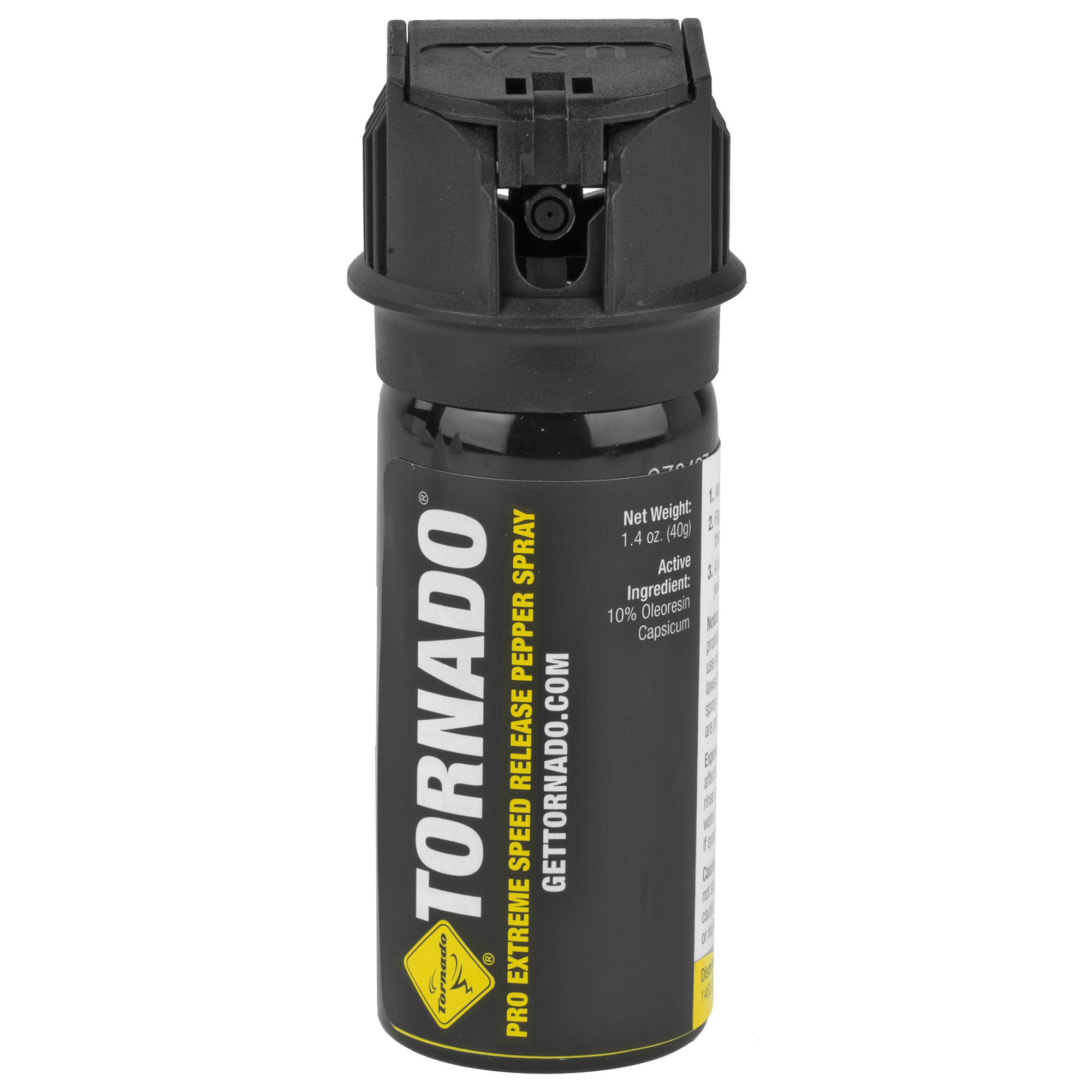 Tornado offers a full line of pepper spray products for individuals or law enforcement professionals looking to add pepper spray to their overall personal safety plan.