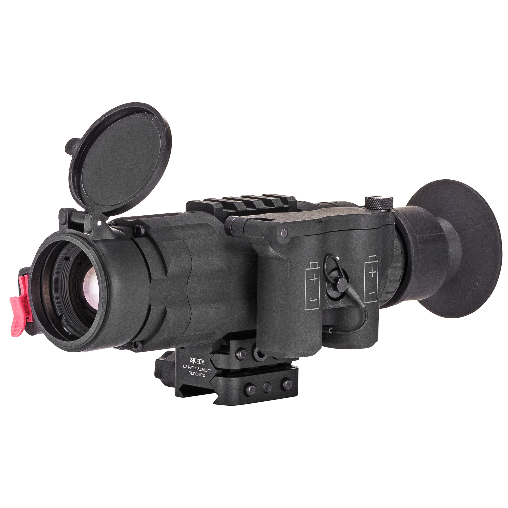 "The Trijicon REAP-IR(R) mini thermal riflescope is a small"" light"" powerful thermal riflescope that lets you engage targets in any light. It's trusted by the most demanding shooters and hunters who require speed and accuracy for night-time use. Choose from multiple magnification levels and field of view to fit your specific needs."