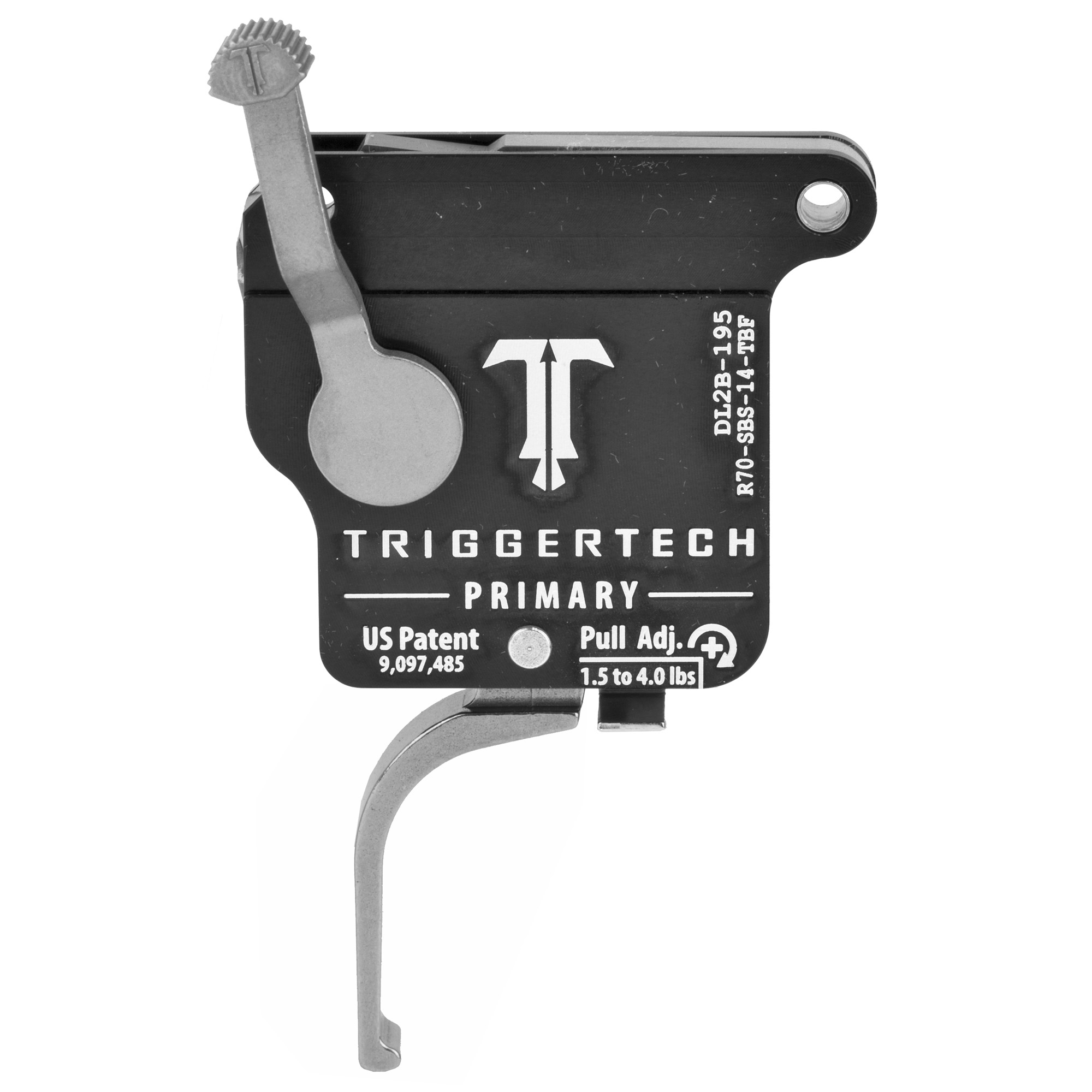 """The Rem 700 Primary is the ideal upgrade to improve accuracy and precision on any right-handed Remington 700 model rifle. Featuring TriggerTech's Frictionless Release Technology"""" this drop-in trigger provides a true zero-creep break"""" extremely short over-travel and offers outstanding reliability"""" even in the harshest environments. Utilizing CLKR Technology"""" the pull weight is quickly and confidently adjusted from 1.5 - 4.0 lbs. in 1oz increments from an externally accessible set screw. Due to the exceptionally crisp break"""" most shooters report the pull weights feeling 0.5lbs lighter than a friction based trigger of the same measured pull weight."""