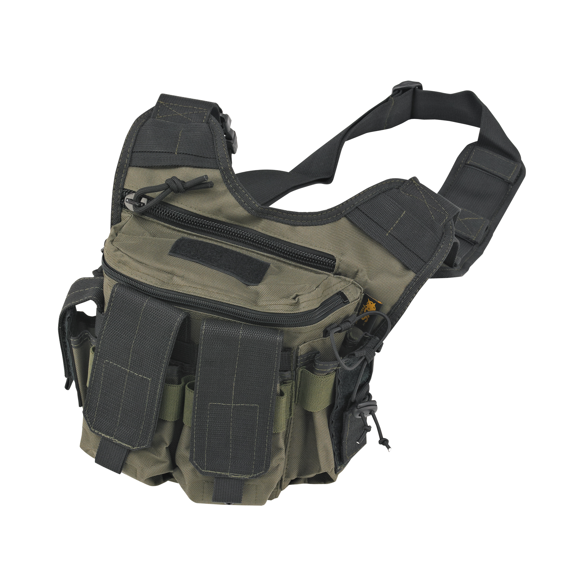 """The Rapid Deployment Pack is designed with one priority in mind"""" """"put all the stuff I really need where I can get to it fast"""". Whether you're a cop on patrol"""" a first responder"""" or a civilian that needs to be prepared for any situation"""" the Rapid Deployment Pack is the essential """"Grab and Go"""" bag for you."""