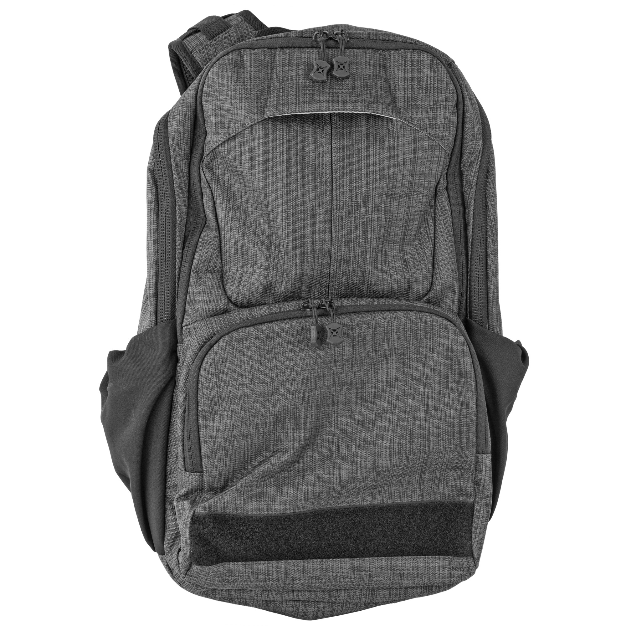 Keep your essential everyday gear organized and your CCW readily accessible in a Ready backpack that can change its appearance to keep you under the radar. Tuck the unassuming front flap away for a quick conversion to a different appearance and access to gear loaded on the concealed MOLLE panel. Plenty of slots and pockets and several VELCRO Brand loop panels keep smaller tools and admin materials securely stashed until you need them.
