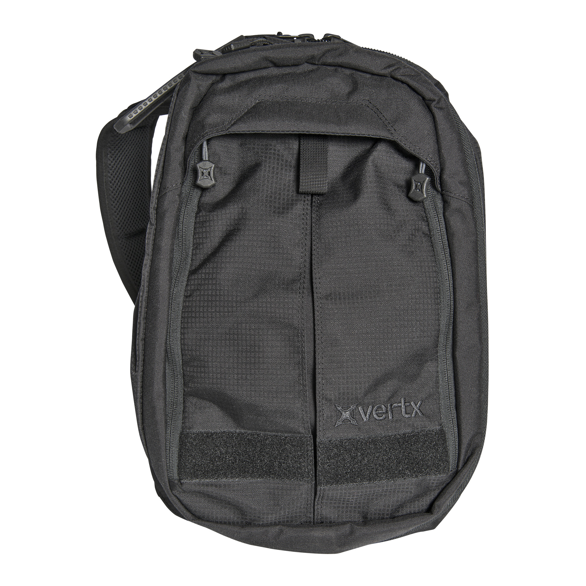 """The EDC Transit Sling provides a low-profile"""" compact way to carry essential gear and access firearms with speed. Designed to hold a tablet or small laptop in addition to a weapon"""" the transit sling works effectively in the field and urban applications."""