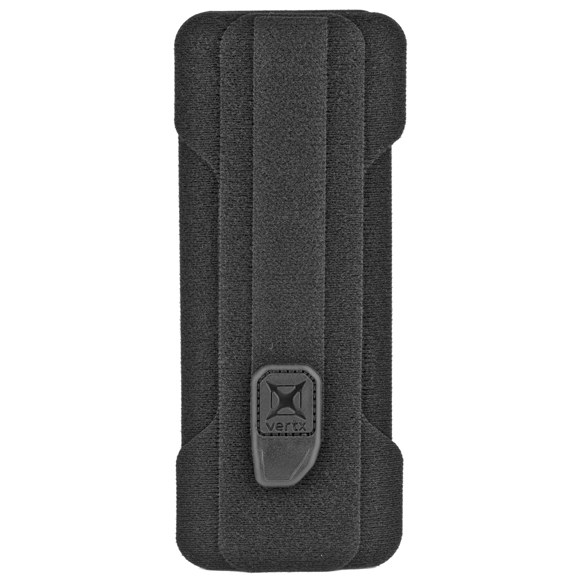 "Experience the unique storage options of Vertx(R) Tactigami with the MAK LOK accessory system. MAK stands for MAGs and Kit"" meaning their patent pending wrap adapts to fit any size gear"" from MAGs to flashlights"" cell phones and more. Uniquely"" the MAK LOK features an additional strap for securing gear in place. Built from Velcro(R) One-Wrap(R)"" this accessory piece literally wraps around your item for a completely customized fit"" then attaches to loop panel for unparalleled organizational capability. Pair with any of the Vertx(R) packs and bags for everyday carry options and ultimate concealment. The MAK LOK is sized to fit larger items such as rifle magazines"" smartphones and medical kits but can be adjusted to fit smaller items."