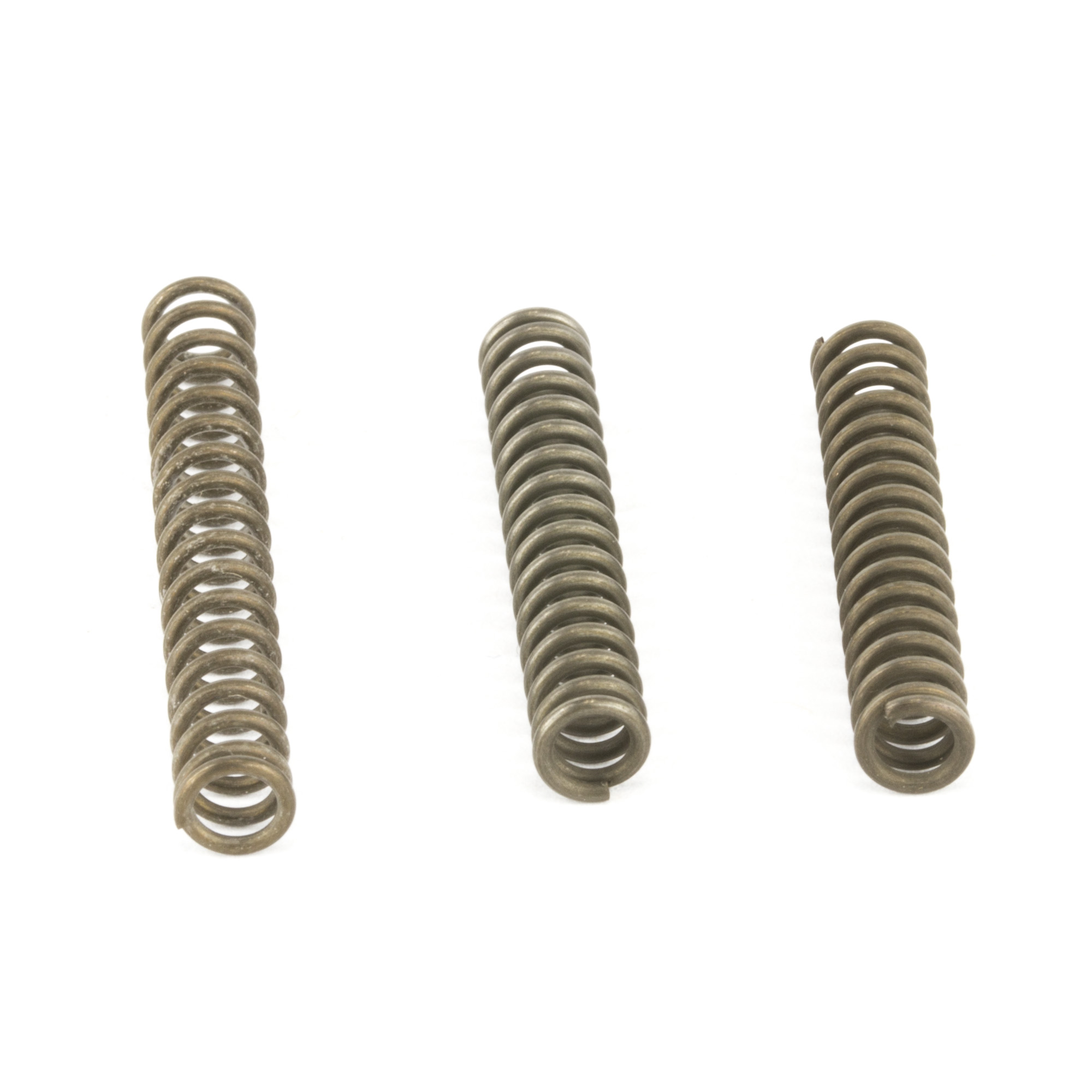 "Custom-Tune Spring Kits are designed to easily and inexpensively improve your revolver's action and functionality. These quality spring kits feature the finest gun springs available"" made from high tensile spring wire for the finest possible action tuning jobs. Kits include the various springs necessary to assure reliable function"" smooth operation"" consistency and long life. When only the best will do"" Wilson Combat ""Custom-Tune"" spring kits are the only choice."