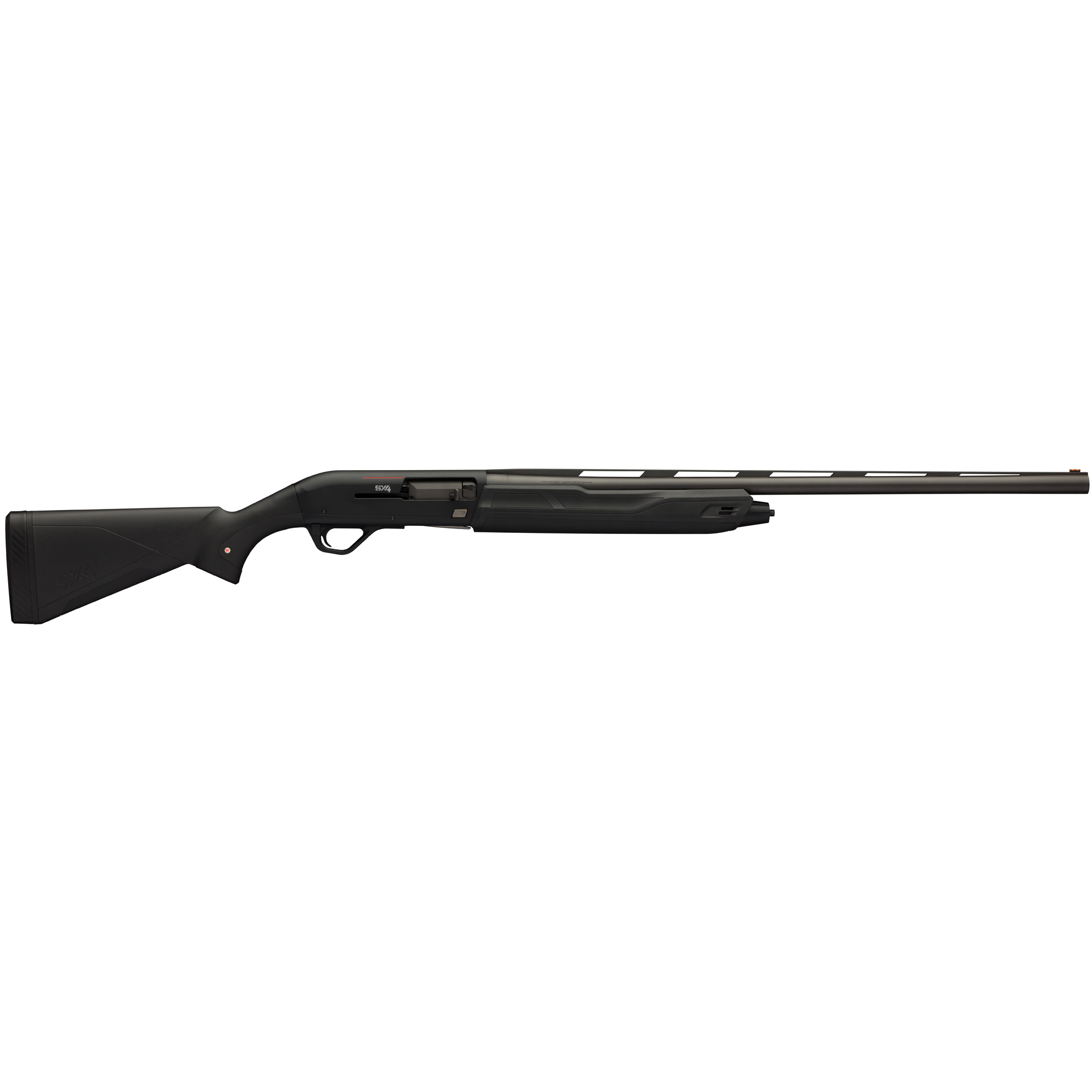 """The autoloading shotgun that's built 4 speed. Winchester Super X(R) Autoloading shotguns have a worldwide reputation for speed"""" reliability and handling. The new Super X4 is lighter"""" faster cycling"""" smoother swinging and more ergonomic than ever before."""