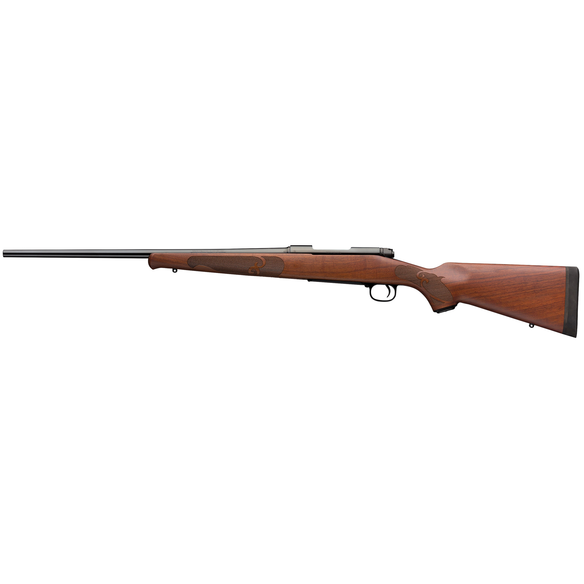 """It's still the Rifleman's Rifle. No other bolt-action in history can inspire the passion"""" command the loyalty or create a sense of excitement among dedicated marksmen like the Model 70(R). Since 1936 it's been the benchmark against which every other bolt-action rifle is measured. Discover the rifleman's rifle for yourself."""