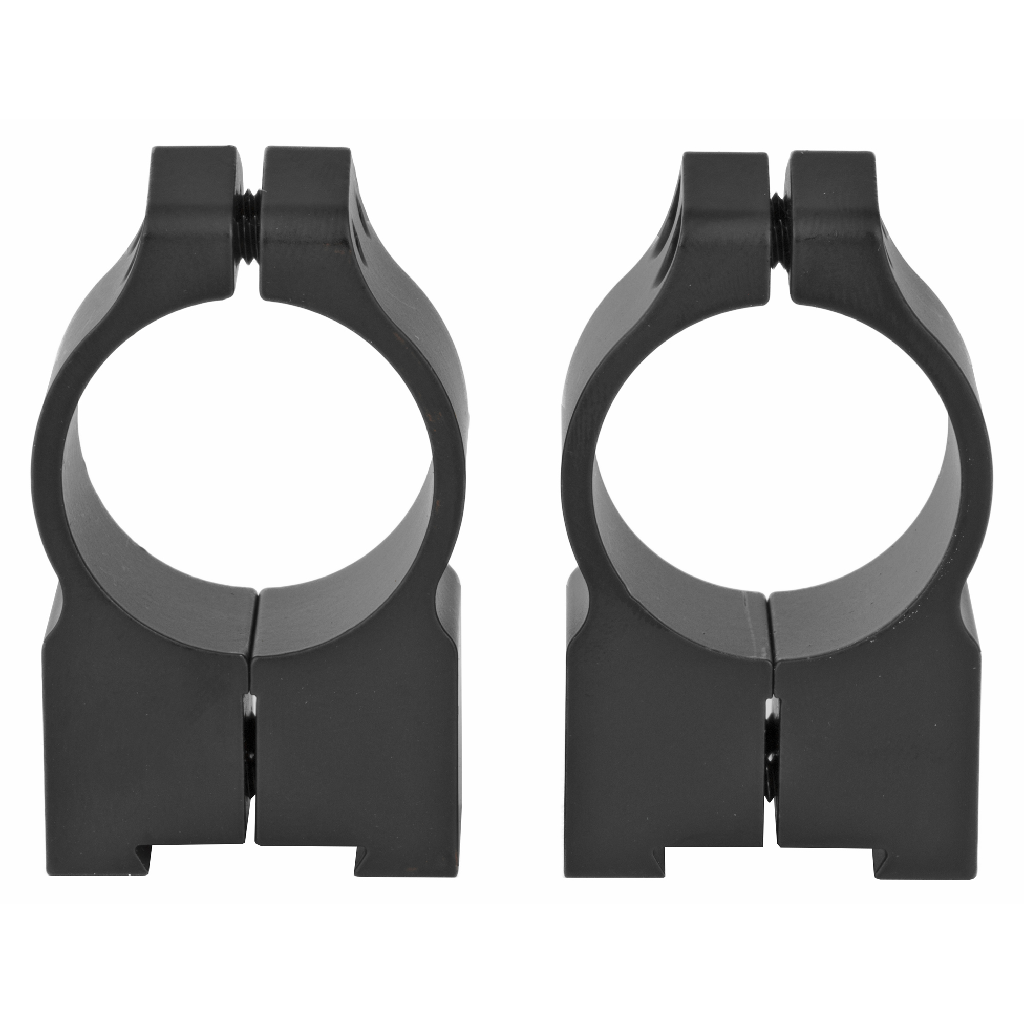 """Since each firearm manufacturer has their own proprietary mounting rail design"""" each ring model must be machined to exacting tolerances for proper fit and function. Because of this"""" the Warne CZ Rings are able to fit right onto the receiver's dovetail with no need for a mounting base."""