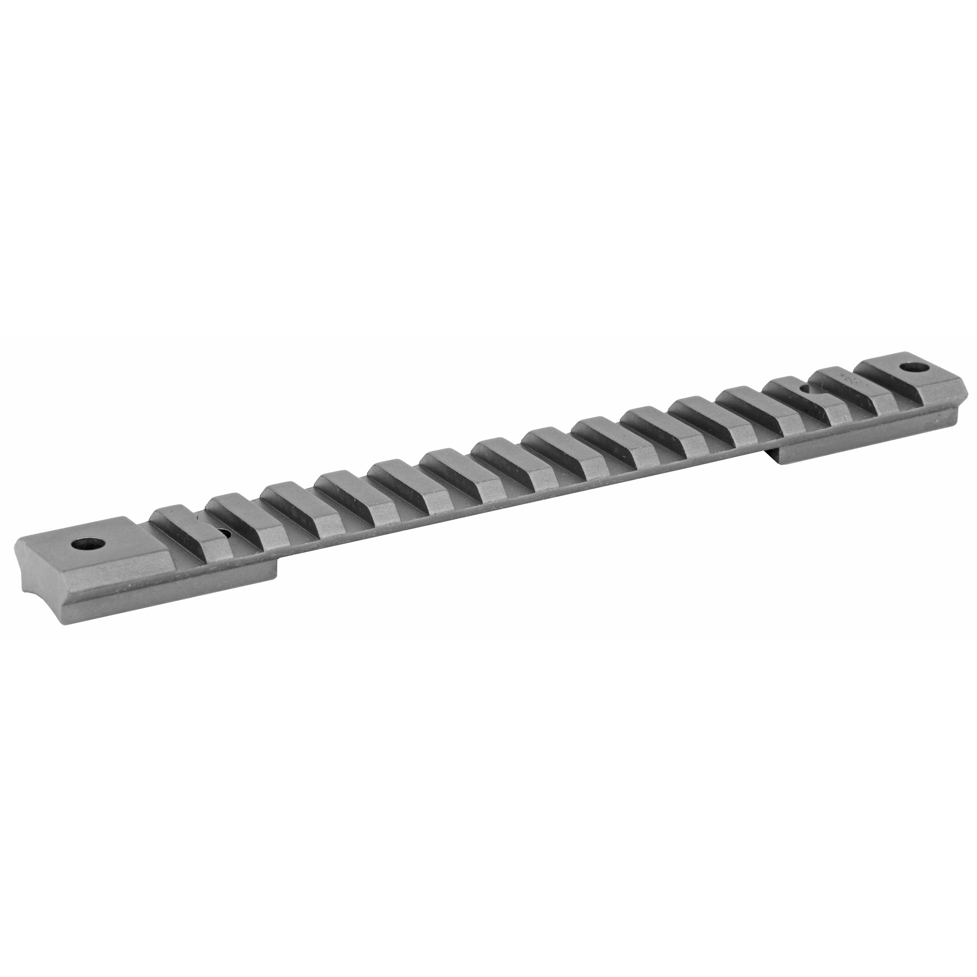 """Machined from solid steel in both standard and 20 MOA configurations"""" Warne Tactical Rails are designed around the Mil-Spec Picatinny style rail system and provide a strong and true platform for optics mounting."""