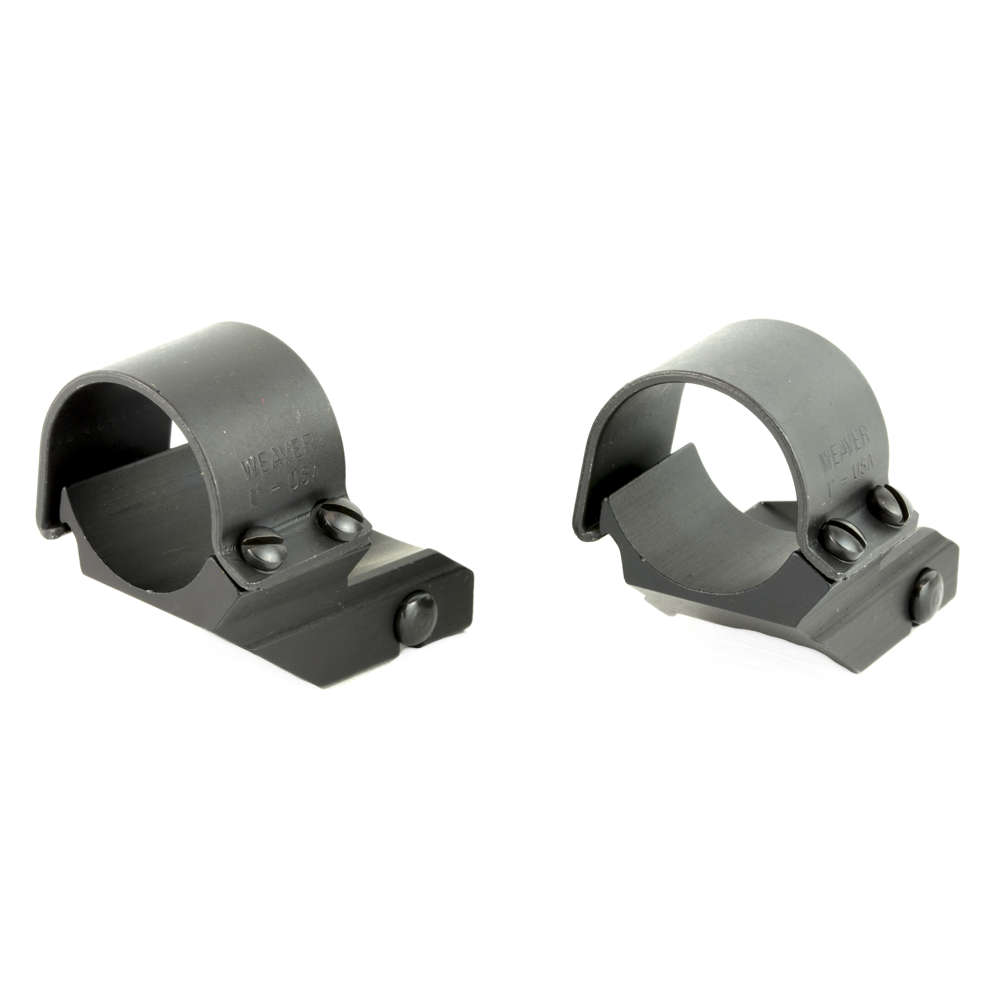 Try these to get the ideal eye relief. They let you position your scope forward or rearward.