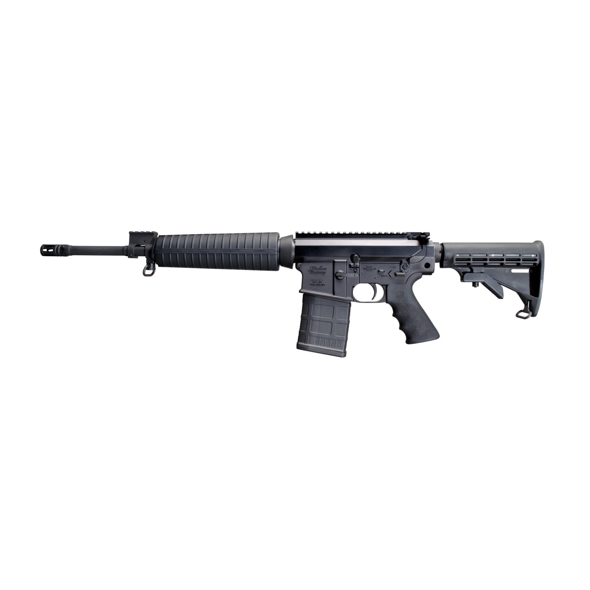 Windham Weaponry SRC 16.5 0.308 Winchester 7.62 NATO 20Rd – Black