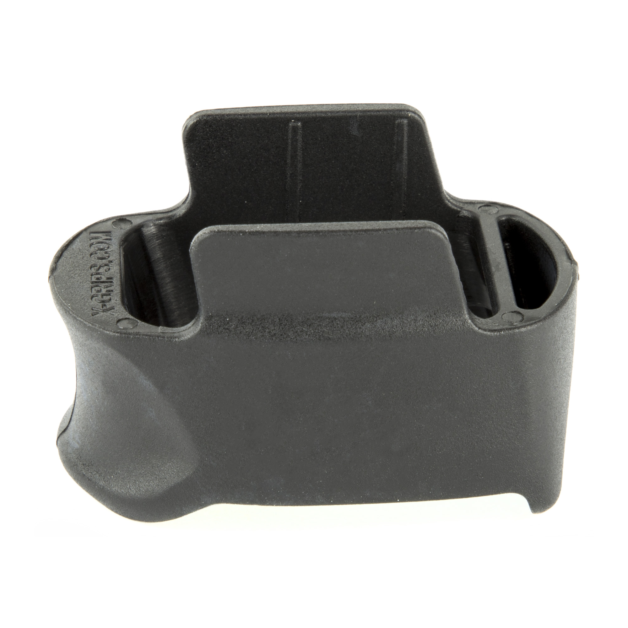"""This XGRIP adapts the higher capacity SIG P320/250 Full size magazine for use in the P320/250SC pistols"""" incorporating the larger magazine into the sub compact pistol's grip and increasing the gun's capacity."""