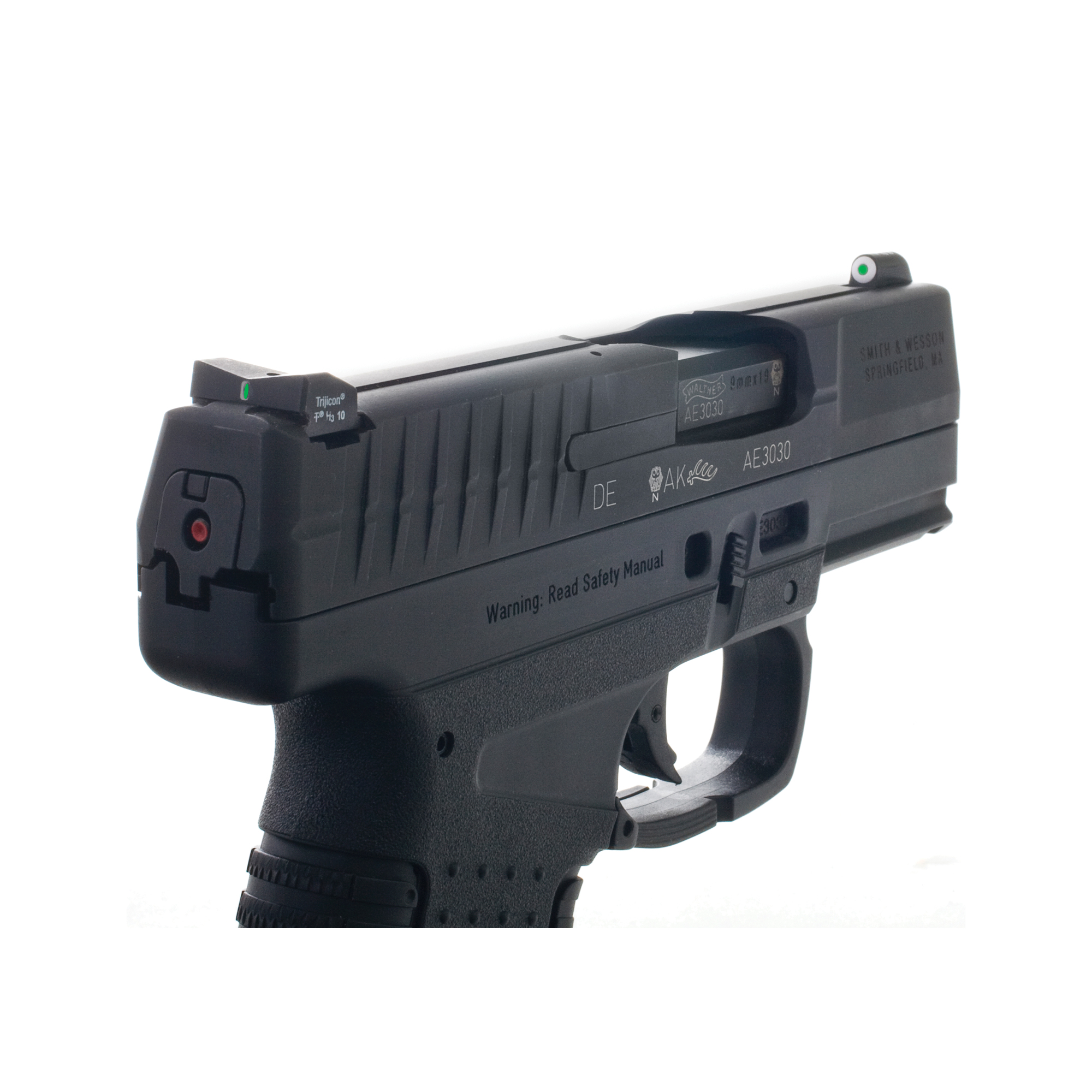 "The XS DXT Big Dot night sight is the ultimate defensive sight set. Fits Walther PPS"" PPS M2"" & CCP (installing XS on CCP will damage screw channel; factory sights cannot go back on firearm after XS has been installed). Precision machined in Fort Worth"" TX"" XS Sights feature a Big Dot Tritium front sight and express rear sight with a vertical tritium stripe for fast sight acquisition in all light conditions. Big Dot demands your attention - even in high stress and for those with poor eyesight"" aids in rapidly achieving combat effective hits. White dot reflects ambient light for best visibility in low light. Shallow V-Notch rear provides an unobstructed view of the front sight"" along with a greater field of view down range"" especially when moving and shooting. Day-Light"" Half-Light"" or Low-Light"" just ""dot the i"" and center the dot over your target within 15 yards. Outside Diameter Big Dot 0.188""; fits in common holsters. Installation might require filing to fit sight to dovetail"" do not use a sight press/pusher tool."