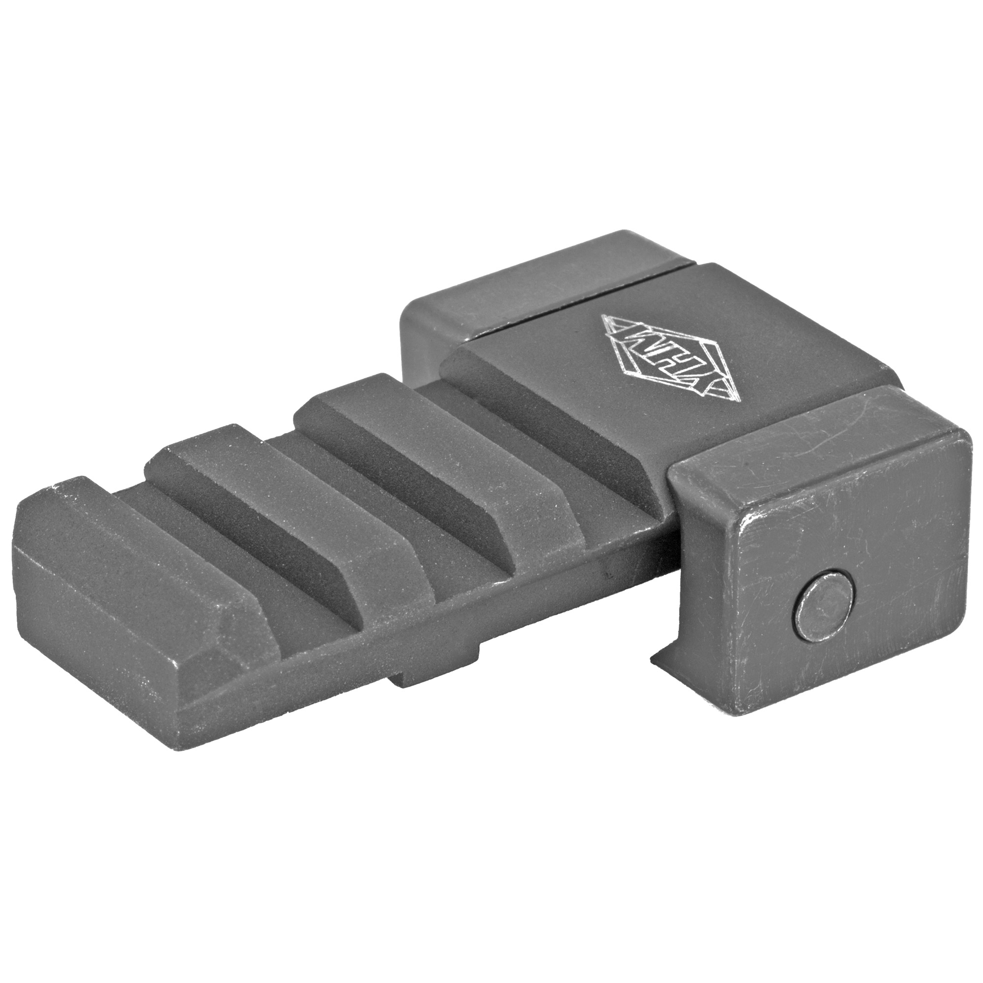 This riser allows you to use a same plane front sight on any YHM railed gas block. Perfect for use with their new Q.D.S.(R) same plane sight system.