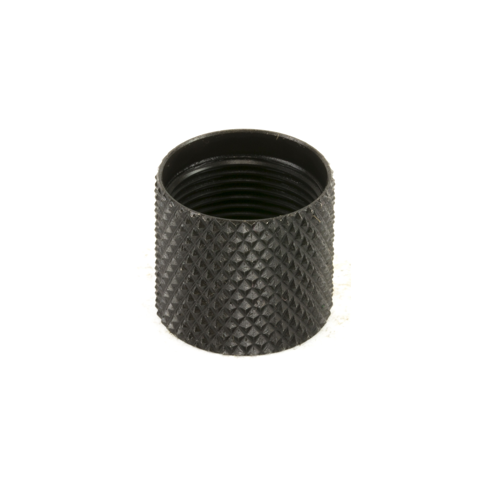 These steel thread protectors will prevent damage to the threads of your pistol barrel when a muzzle device is not installed.