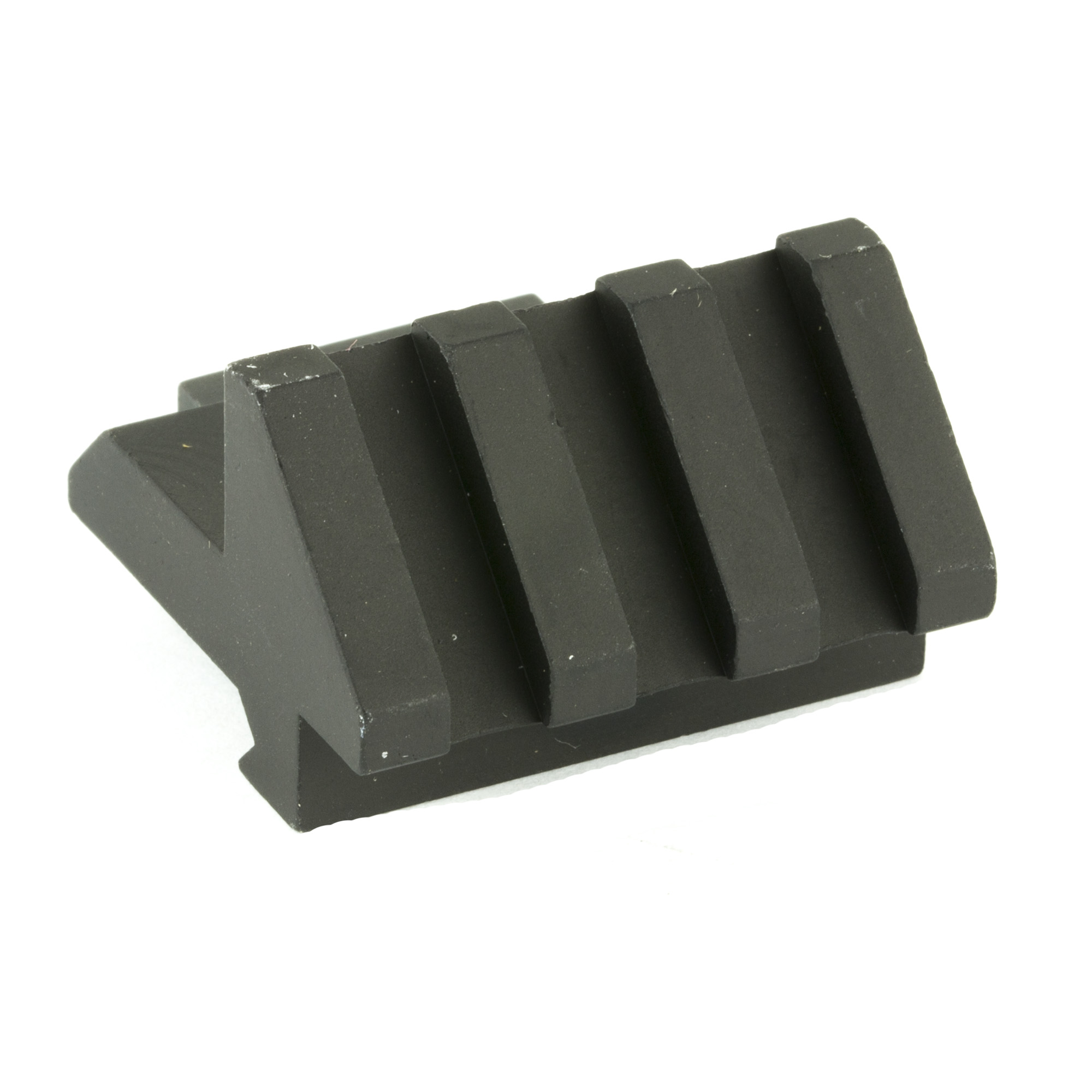 """These mounts are great when used with scopes"""" flashlights"""" lasers etc. Accessories are mounted at a 45 degree angle. When used with scopes the iron sights remain visible. Made from aircraft quality aluminum and Hardcoat Anodized matte black to Military Specifications or better."""
