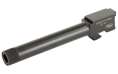 AAC 9MM BBL 1/2X28 NITRD FOR GLK 17