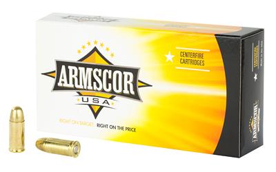 ARMSCOR 32ACP 72GR FMJ 50/1000