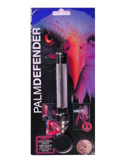 ASP PALM DEFENDER PEWTER W/HEAT