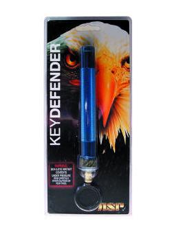 ASP KEY DEFENDER BLUE W/HEAT