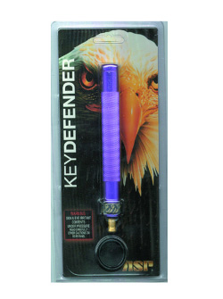 ASP KEY DEFENDER VIOLET W/HEAT