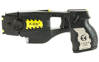 TASER X26C W/LASER/LIGHT/6-CARTRIDGE