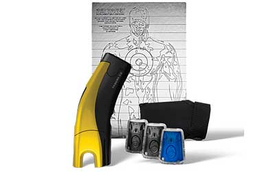 TASER C2 LED/LASER GOLD KIT YLW (2)