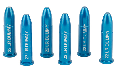 AZOOM DUMMY ROUNDS 22 RIMFIRE 6/PK