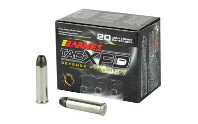 BARNES TAC-XPD 357MAG 125GR 20/200