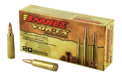 BARNES VOR-TX 22-250 50GR TSX 20/200