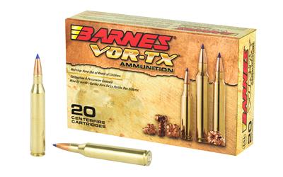 BARNES VOR-TX 25-06REM 100GR TTSX 20