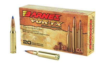 BARNES VOR-TX 308WIN 168GR TTSX 20/2