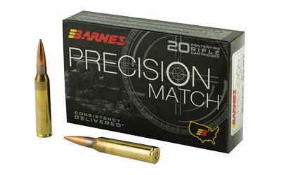 BARNES PREC MTH 338LAP 300GR 20/200