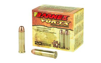 BARNES VOR-TX 357MAG 140GR XPB 20/